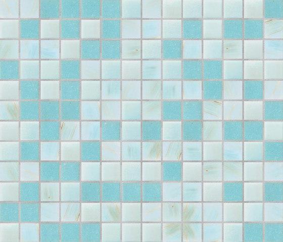Cromie 20x20 Rodos di Mosaico+   Mosaici vetro