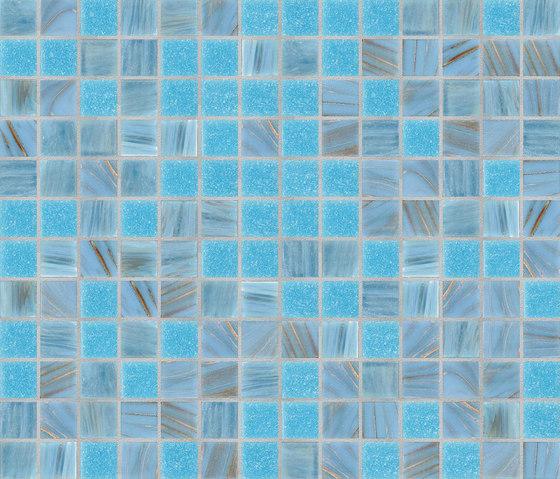 Cromie 20x20 Odessa di Mosaico+ | Mosaici vetro