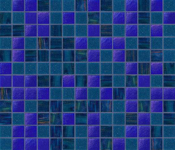 Cromie 20x20 Rio di Mosaico+ | Mosaici vetro