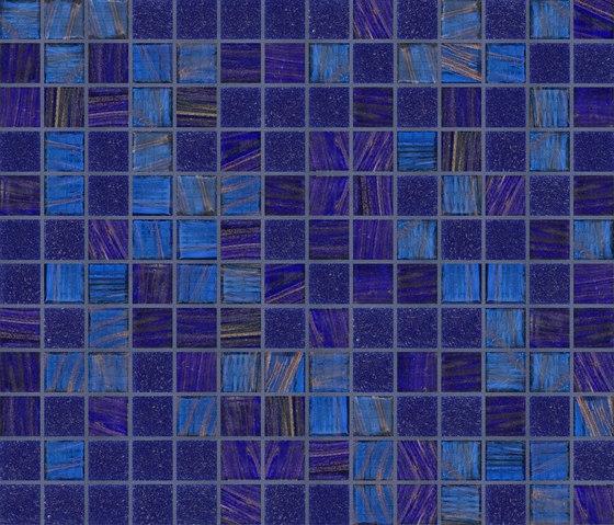 Cromie 20x20 Sharm by Mosaico+ | Glass mosaics