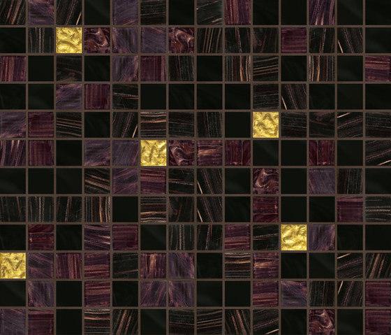 Cromie 20x20 Dakar Oro di Mosaico+ | Mosaici vetro