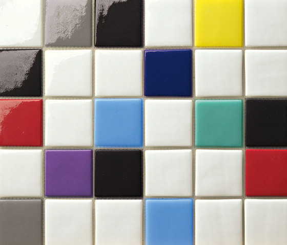 Cromie 50x50 Colore by Mosaico+ | Glass mosaics