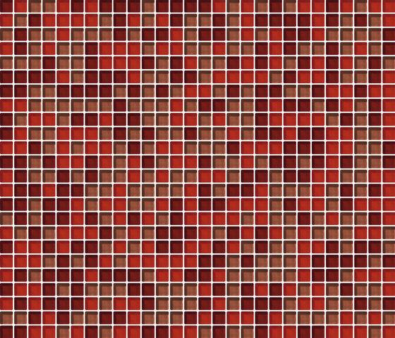 Cromie 10x10 Bologna by Mosaico+ | Glass mosaics
