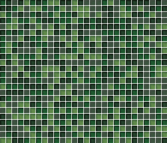 Cromie 10x10 Trento by Mosaico+ | Glass mosaics