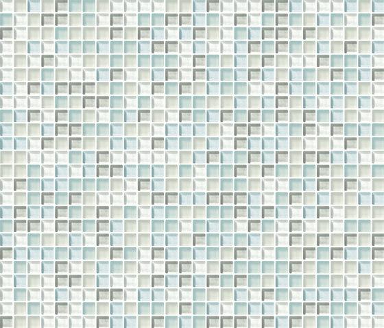 Cromie 10x10 Aosta by Mosaico+ | Glass mosaics