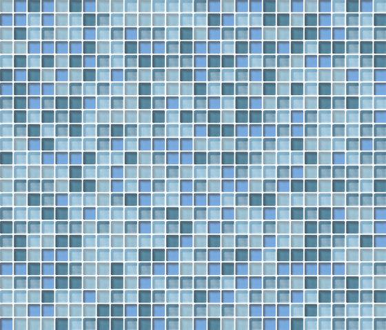 Cromie 10x10 Genova de Mosaico+ | Mosaïques verre