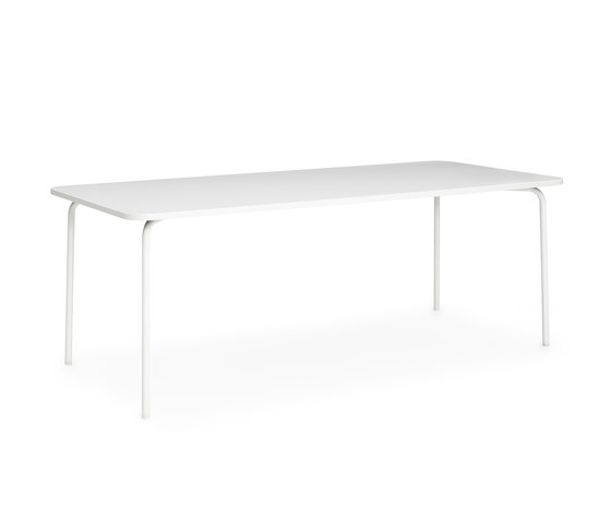 My Table von Normann Copenhagen | Kantinentische
