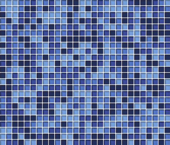 Cromie 10x10 Trieste by Mosaico+ | Glass mosaics
