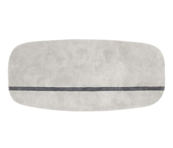 Oona 90 x 200 grey by Normann Copenhagen | Rugs / Designer rugs