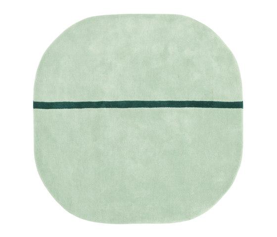 Oona 140 xx 140 mint by Normann Copenhagen | Rugs / Designer rugs