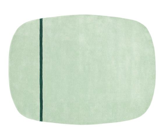Oona 175 x 240 mint de Normann Copenhagen | Alfombras / Alfombras de diseño