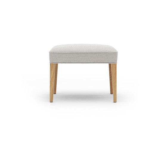 FH420 Heritage stool de Carl Hansen & Søn | Pufs