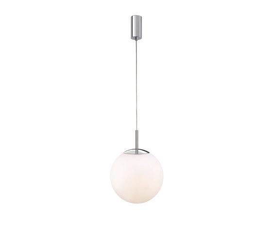 Glaskugelleuchte ku2s di Mawa Design | Lampade sospensione