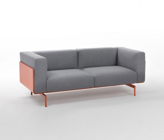 sofa by giulio marelli lounge sofas architonic. Black Bedroom Furniture Sets. Home Design Ideas