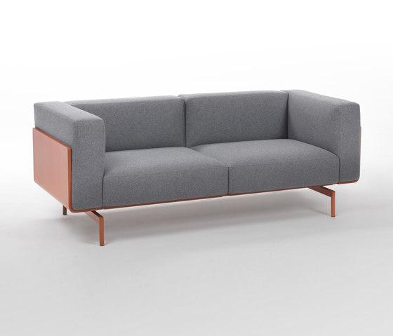 L-Sofa by Giulio Marelli | Lounge sofas