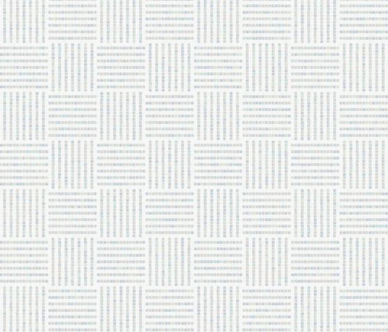 Decor 20x20 Plot White by Mosaico+ | Glass mosaics