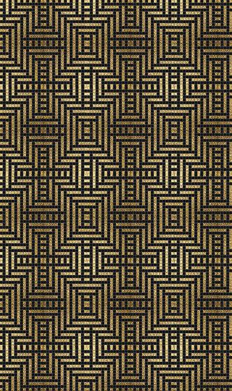 Decor New Classic | Peru Oro 20x20 di Mosaico+ | Mosaici
