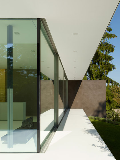 air-lux 173 aluminium by air-lux | Window systems