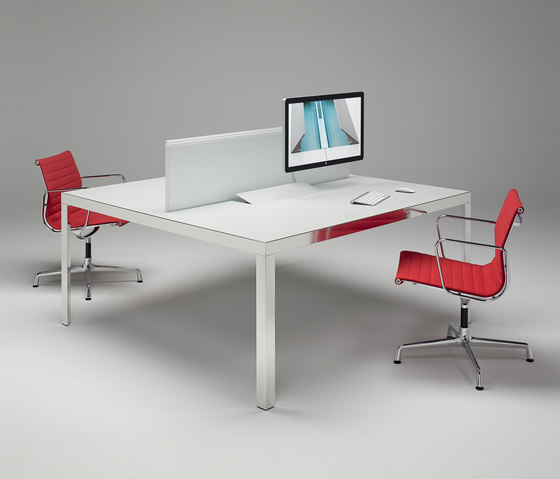 Naos System by UniFor | Table dividers