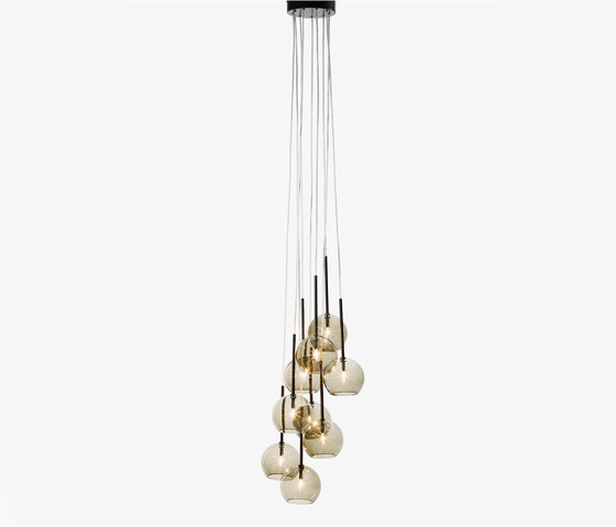 Ice Chandlier SR6 by &TRADITION | General lighting