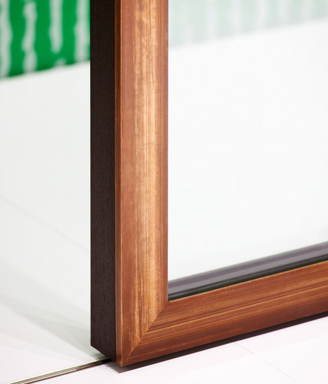 air-lux 173 connect bronze by air-lux | Window systems