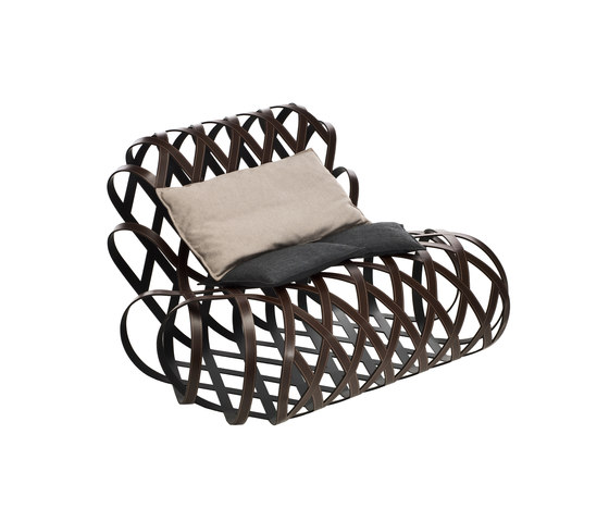 Aria by La Cividina | Lounge chairs