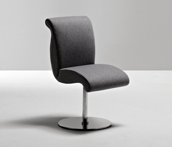 Genesis by La Cividina | Visitors chairs / Side chairs
