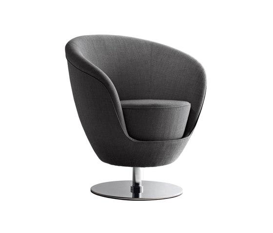 Jango by La Cividina | Visitors chairs / Side chairs