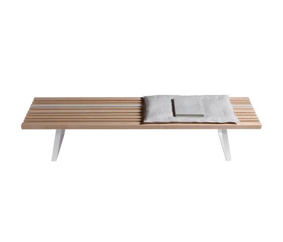 Line Bench by La Cividina   Benches