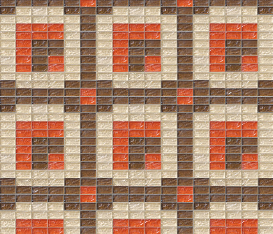 Decor 23x48 Piquet by Mosaico+ | Mosaics