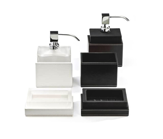 BROWNIE SSP|UB|STS|TAB S by DECOR WALTHER | Soap dispensers