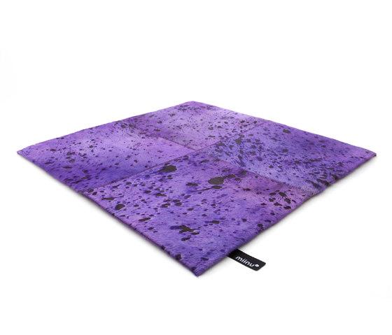 Cuero 20 deep lavender di Miinu | Tappeti / Tappeti d'autore