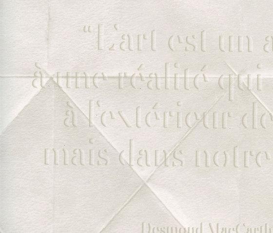 Pleats |Ex libris TP 171 01 de Elitis | Revêtements muraux / papiers peint