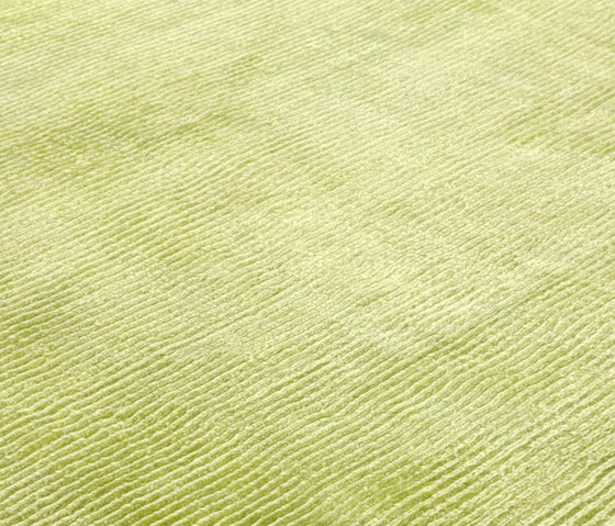 Evolution 2.1 green sheen by Miinu | Rugs / Designer rugs