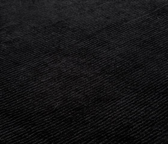 Evolution 2.1 pure black by Miinu | Rugs / Designer rugs