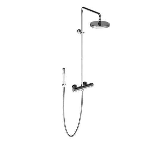 Lucilla 3287 301 304 by Rubinetterie Stella S.p.A.   Shower controls