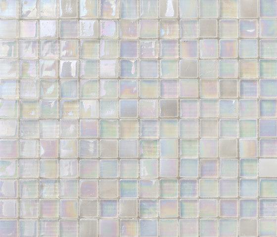 Perle 15x15 Neve de Mosaico+ | Mosaïques verre