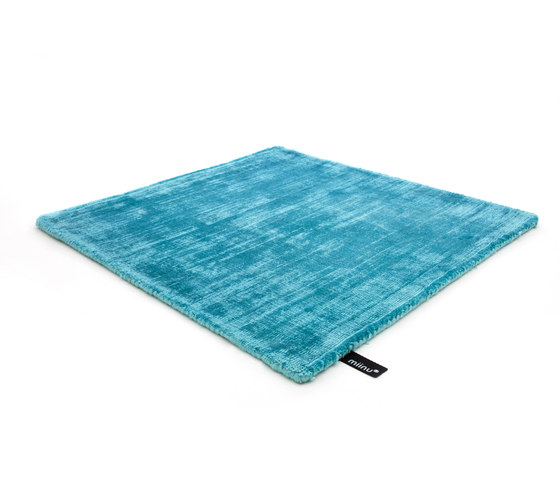 Evolution atoll blue de Miinu | Tapis / Tapis design