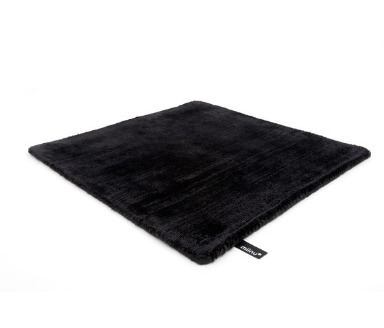 Evolution pure black by Miinu | Rugs / Designer rugs