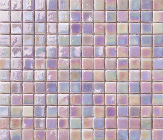 Perle 15x15 Opale by Mosaico+ | Mosaics