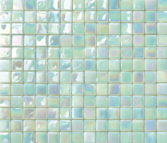 Perle 15x15 Giada de Mosaico+ | Mosaïques verre