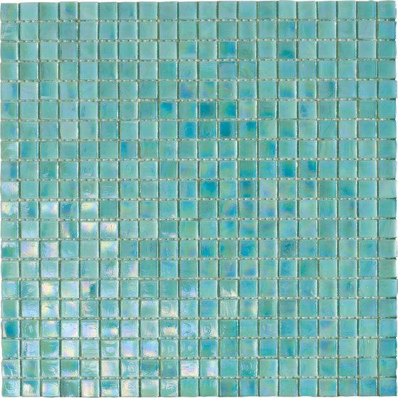 Perle 15x15 Tormalina di Mosaico+ | Mosaici vetro