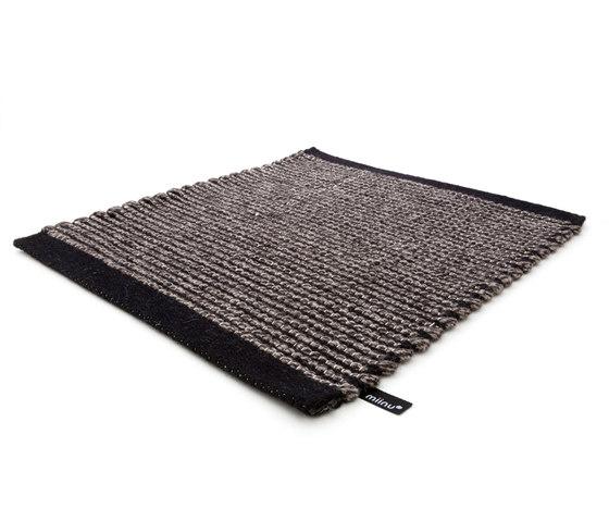 MNU 11 black by Miinu | Rugs / Designer rugs