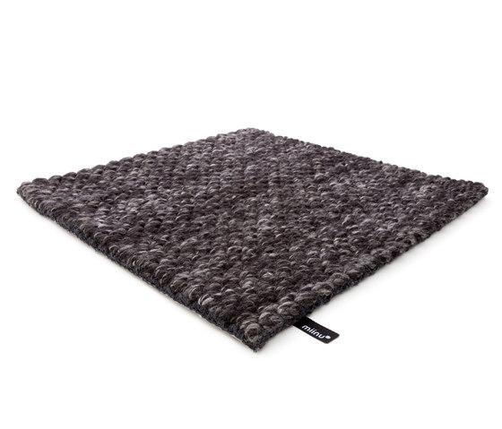 MNU 22 charcoal 1 by Miinu | Rugs / Designer rugs
