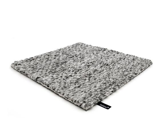 MNU 22 granite von Miinu | Formatteppiche / Designerteppiche
