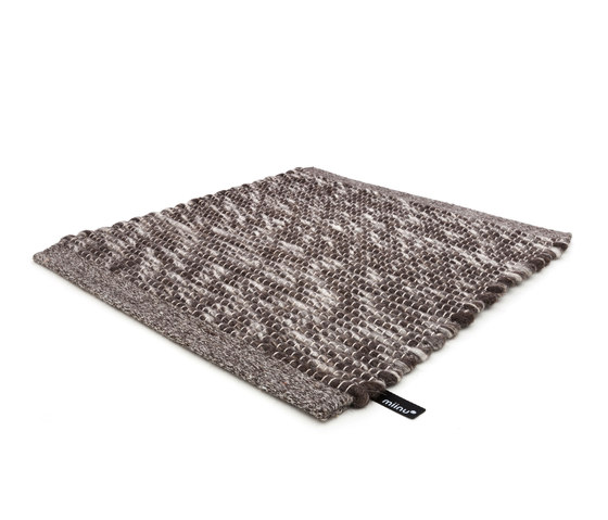MNU 33 chocolatebrown by Miinu | Rugs / Designer rugs