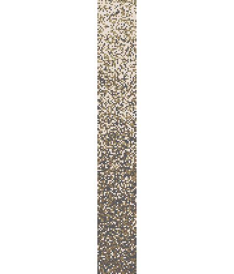 Sfumature 10x10 Senape by Mosaico+ | Glass mosaics