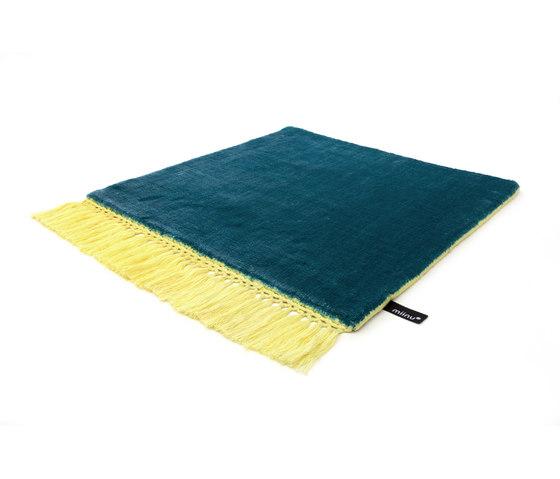 Revolution F peacockblue sulphurspring by Miinu | Rugs / Designer rugs