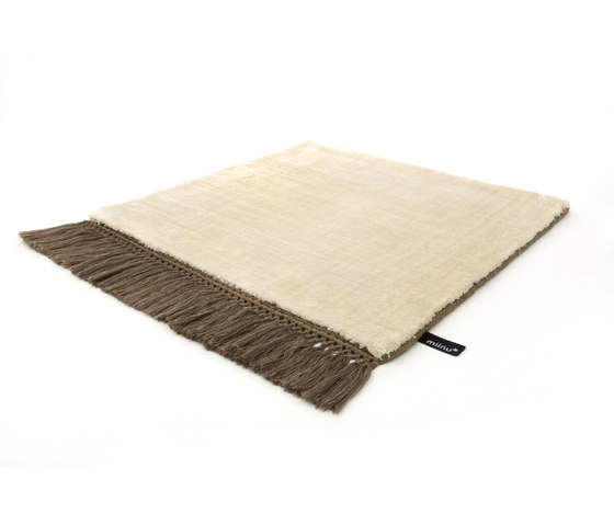 Revolution F vanilla coffeebrown by Miinu | Rugs / Designer rugs