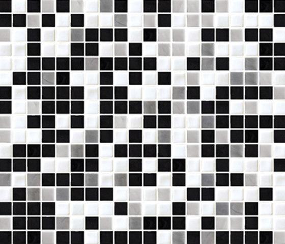 Sfumature 15x15 Pepe by Mosaico+ | Glass mosaics